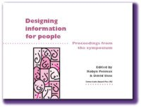 Designing information for people